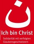 Logo Ich bin Christ